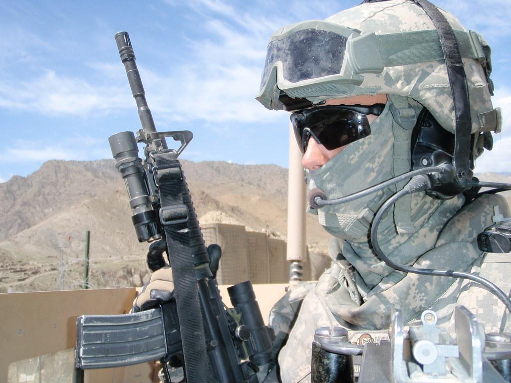 Lee Atkins, US Army
