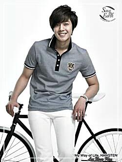 Kim Hyun Joong Hangten Spring / Summer 2011 [Extended]