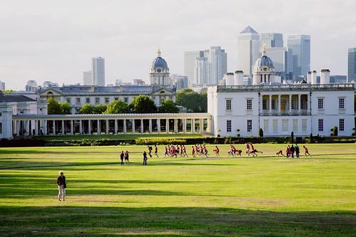 Greenwich Park view 5