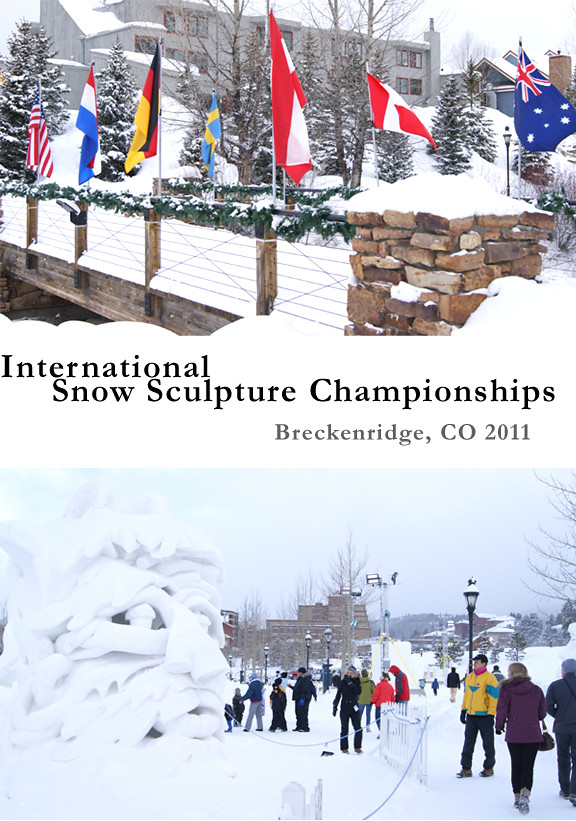 International Snow Sculpture Championships 2011