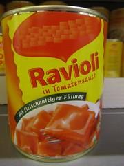 Ravioli aus der Dose 001