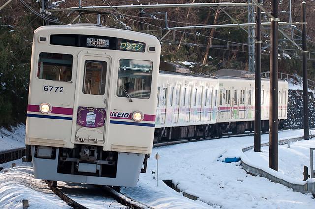 京王電鉄6020系 6772F
