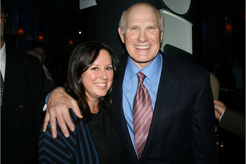 Lenovo Lounge at CES 2011: Terry Bradshaw