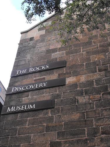 Rocks Sydney