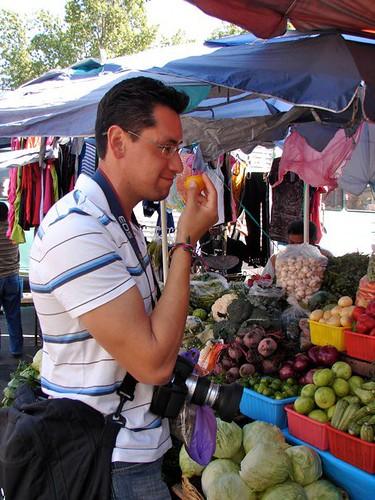 Tulyehualco Feria de la Alegria and Mercado