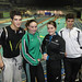 Irish Indoor Champs 2011