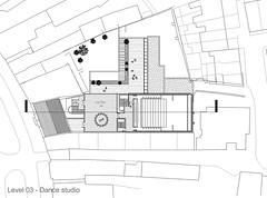 Level 03 - Dance Studio
