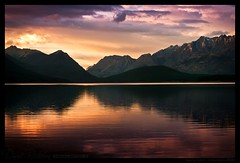 FancyColor - Interlakes Kananaskis (David Richeson) Tags: sidebar wordpress platinumheartaward