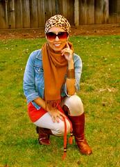 sunglasses boots headscarf zara denimjacket leggings botas hairscarf flordemariafashion wwwflordemariafashioncom flordemariarivear