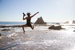 IMG_6773 (►mikehedge.com ♫) Tags: beach jump jumping malibu pch 7d jumpshot 2011 jumpology elmatadorstatebeach mikehedge