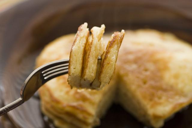 Ruth Reichl's Pancakes