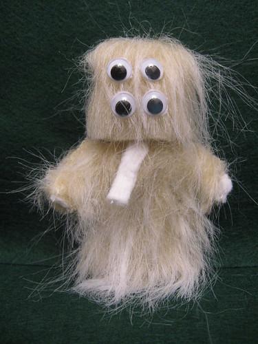 Muftak Finger Puppet