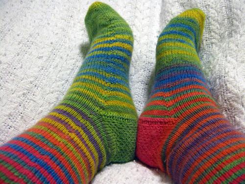 Ye Olde Forgotten Socks