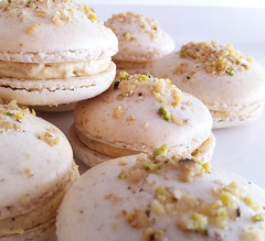 Baklava Macarons (Sweet Tiers) Tags: greek handmade walnuts greece honey baklava macaron