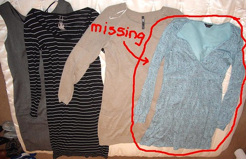 DressesMissing