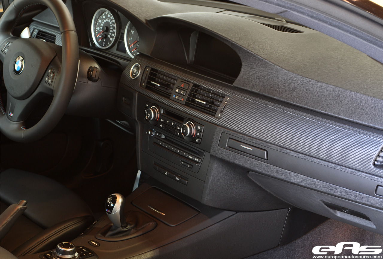 Delightful FS: OEM Carbon Leather Interior Trim From E92 M3 Coupe (immaculate  Condition)