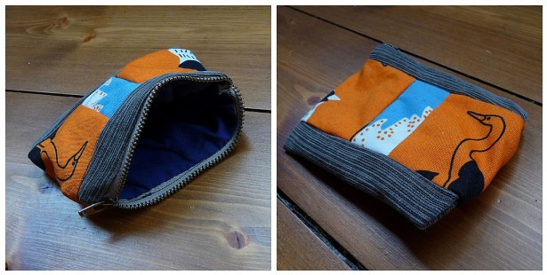 Giveaway purse