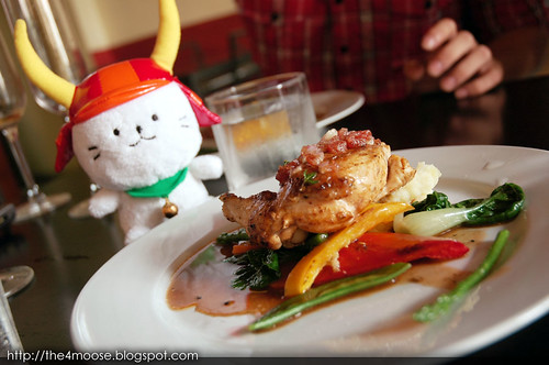Black Sheep Cafe - Baked Chicken