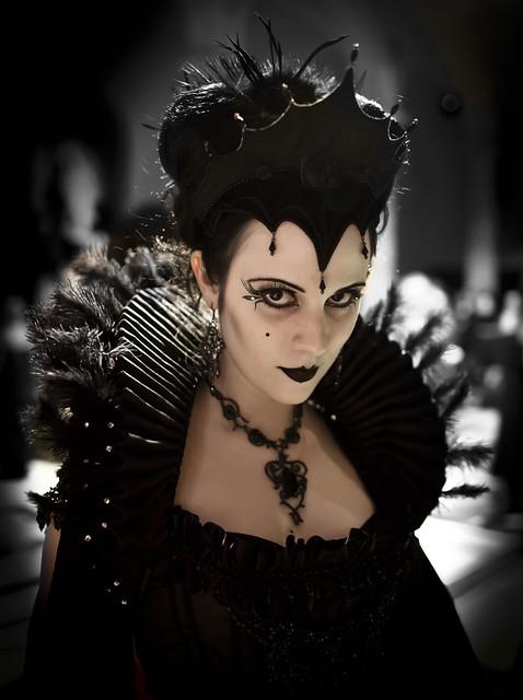 Black Queen III