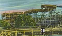 Flying Turns, Euclid Beach Park (History House Photos) Tags: amusementpark rollercoaster flyingturns euclidbeachpark