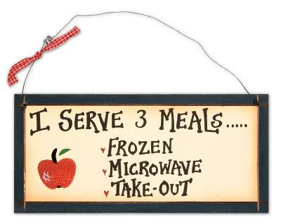 3 meals