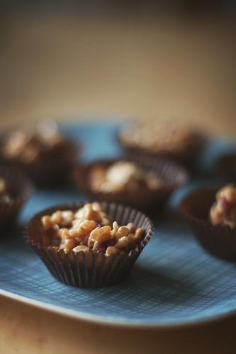 Peanut Butter Granola Balls!