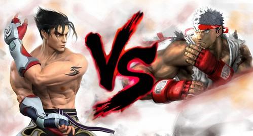 Prepare Yourself For Street Fighter X Tekken Announcement