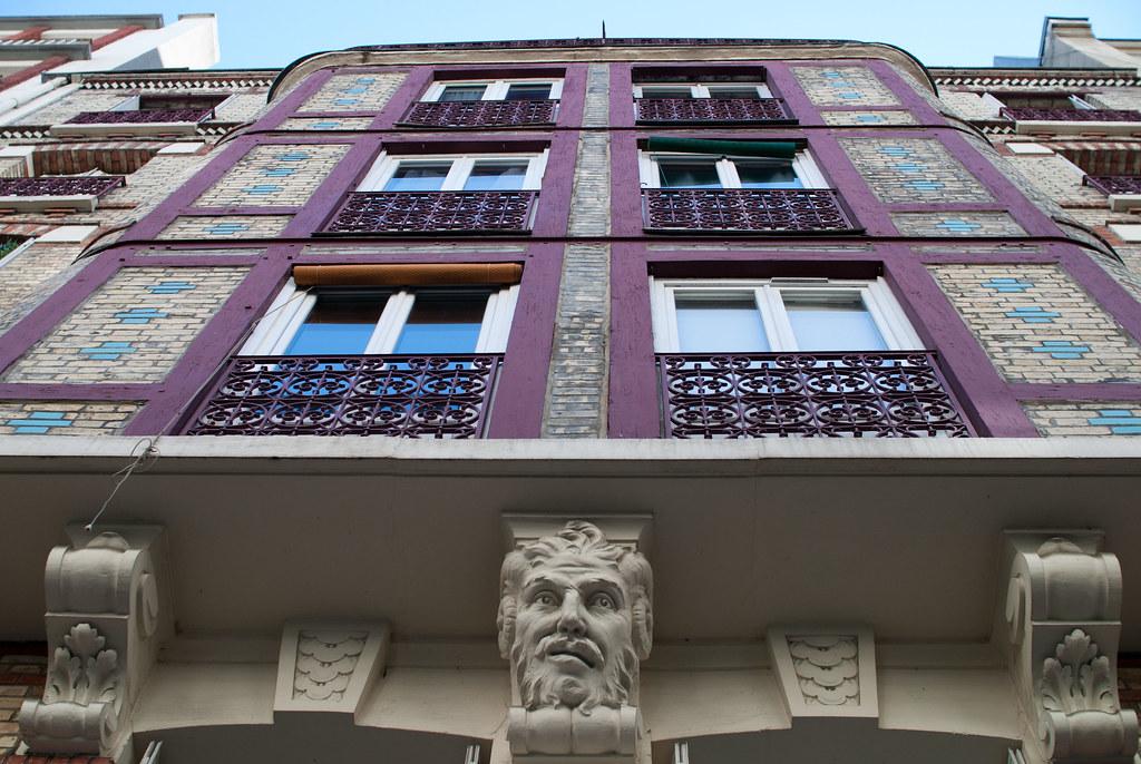 Rue Cronstadt