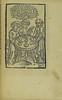 Woodcut illustration in Molitoris, Ulricus: De lamiis et phitonicis mulieribus