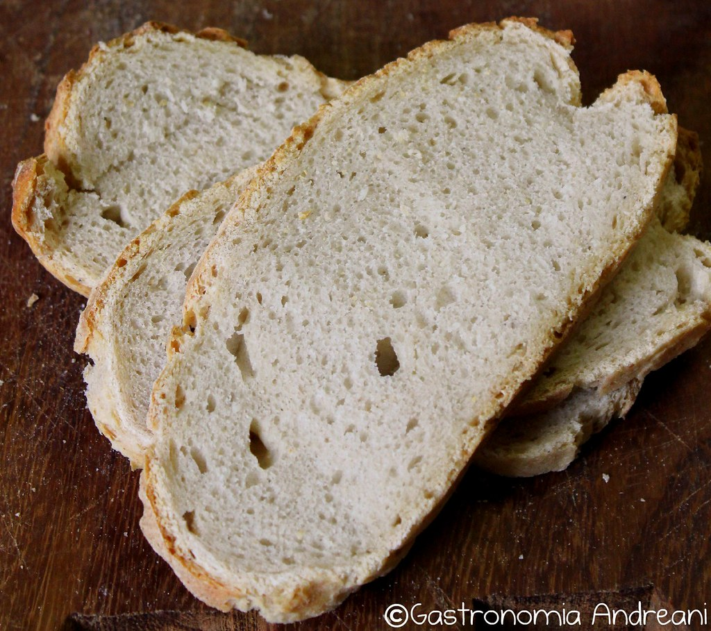Pane con il lievito madre