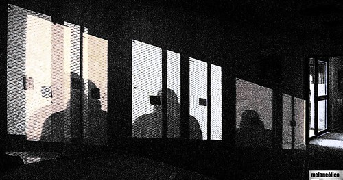Sombras en el penal. Shadows in jail