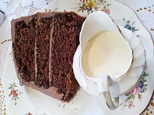 choc zucc cake