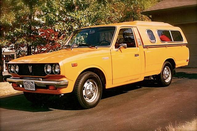 truck pickup toyota 1978 hilux