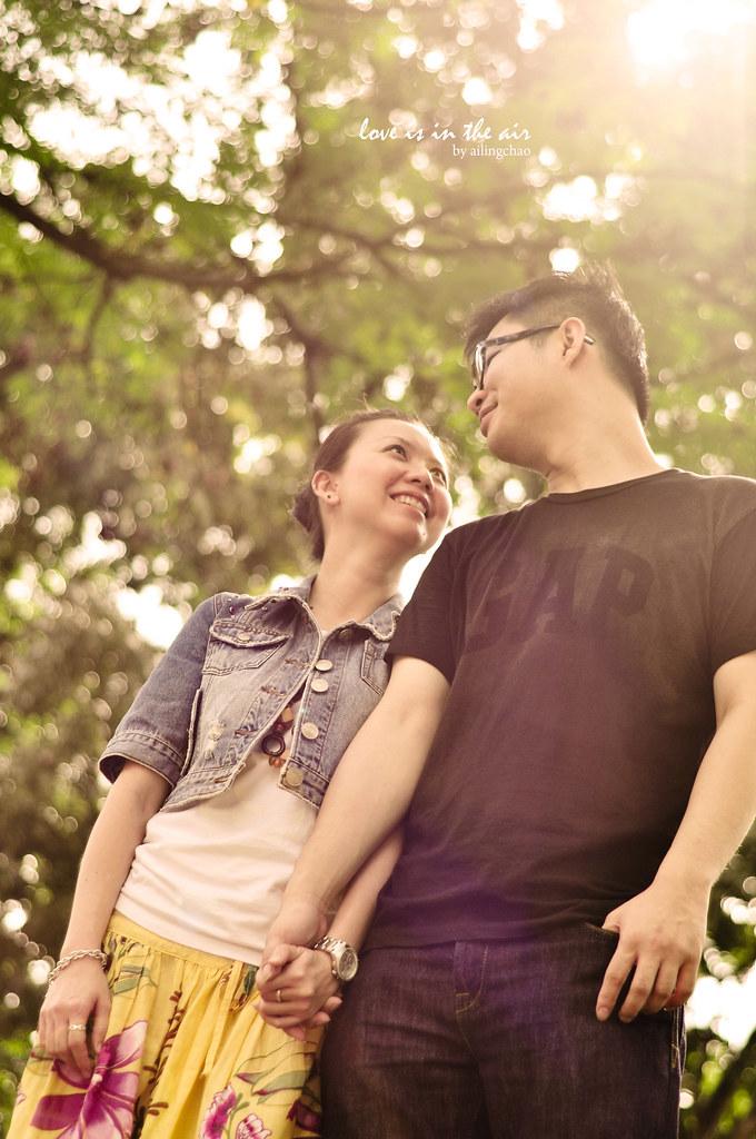 戀愛是讓人暈眩的光