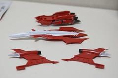 YF-29 翼ができた