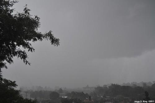 Tormenta convectiva I