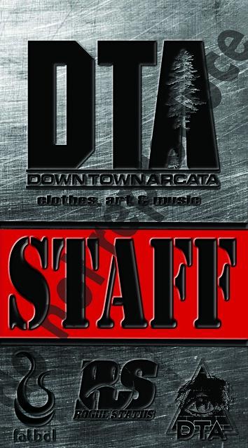 DTA STAFF PASS