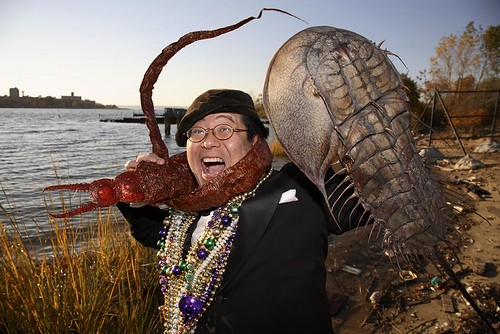 Dr. Takeshi Yamada and Giant Sea Monsters