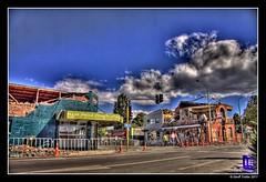 Christchurch Earthquake 2011- Regain Physical Strength (Geoff Trotter) Tags: old newzealand christchurch art canon earthquake nz paintshoppro hdr chch photomatix 50d canterburynz 3exp canon50d geofftrotter christchurchearthquake christchurchearthquake2011