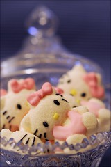 marshmallow kitties (ohrfeus) Tags: hellokitty kitty sweets marshmellows msh msh0311 msh03111