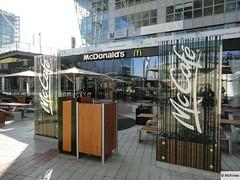 McDonald's München Flughafen Airport Center Terminalstrasse Mitte 18 (Germany)