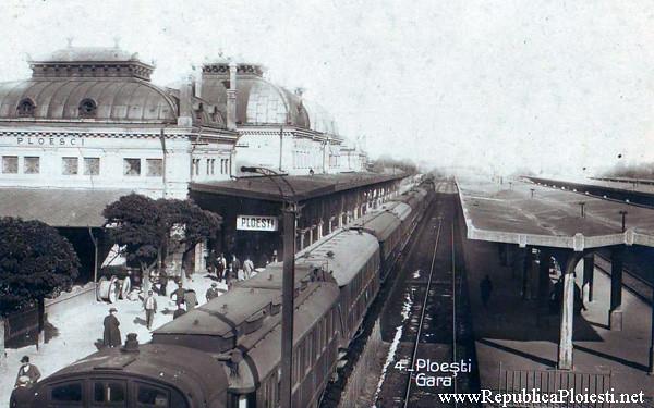 Gara de Sud - 1925