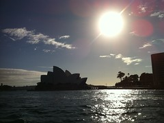 My Daily Commute - The Opera House