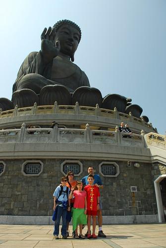Big Budda and Po Lin Monastery 061