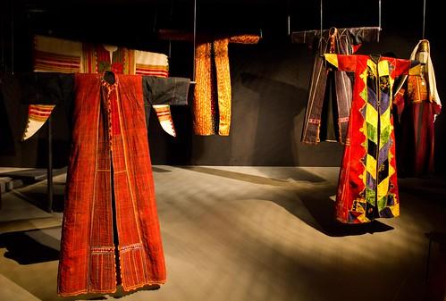 Expo L'Orient des femmes vu par Christian Lacroix