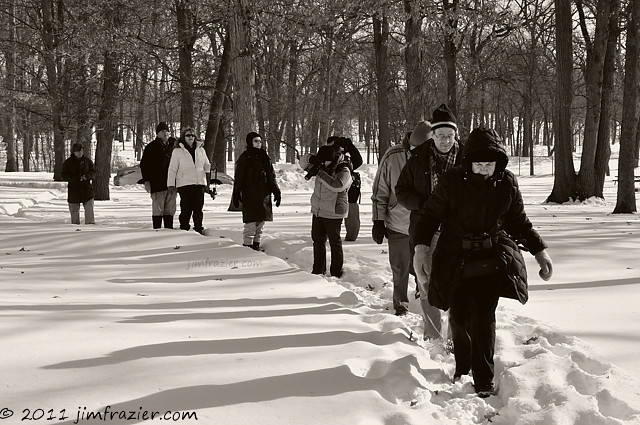 Winter Birding at Cantigny