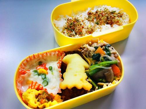 今日のお弁当 No. 124 – 鰹