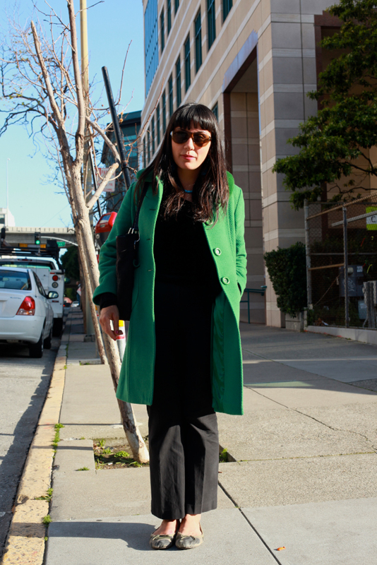 maria2nd - san francisco street fashion style