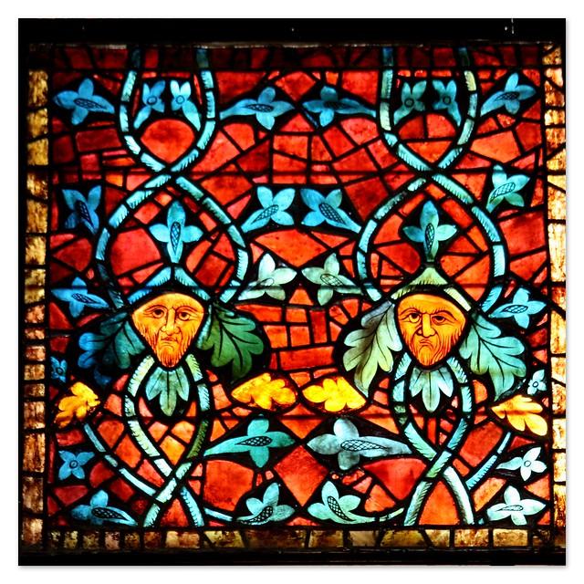 Catedral de León. Vidrieras