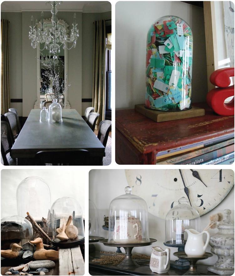 Bell jars (2)